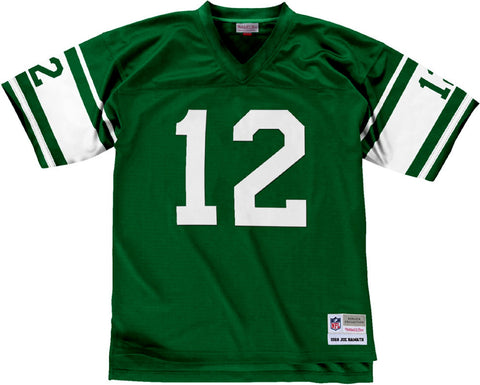 Joe Namath NY Jets Jersey - And Still