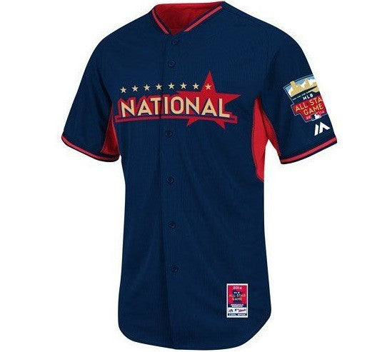All Star Batting Practice Jersey - And Still