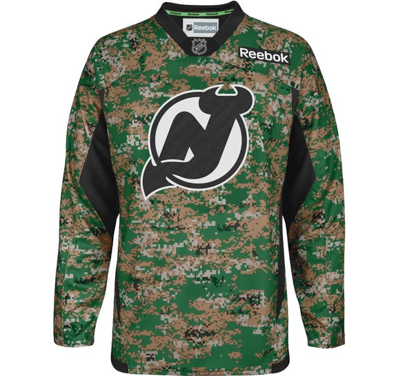 Devils Camo Hockey Jersey - And Still
