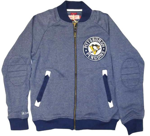Penguins Retro Track Jacket