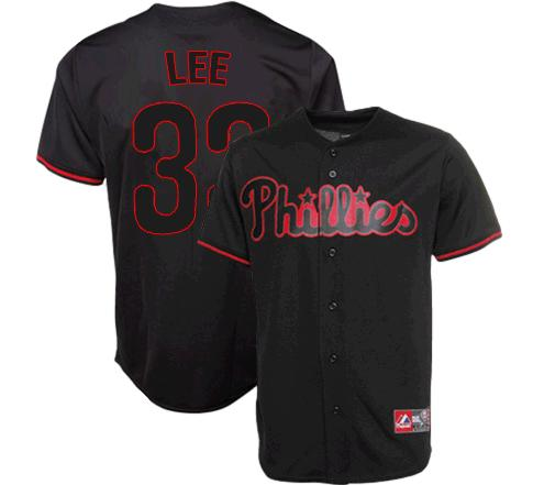 Cliff Lee Retro Phillies Jersey