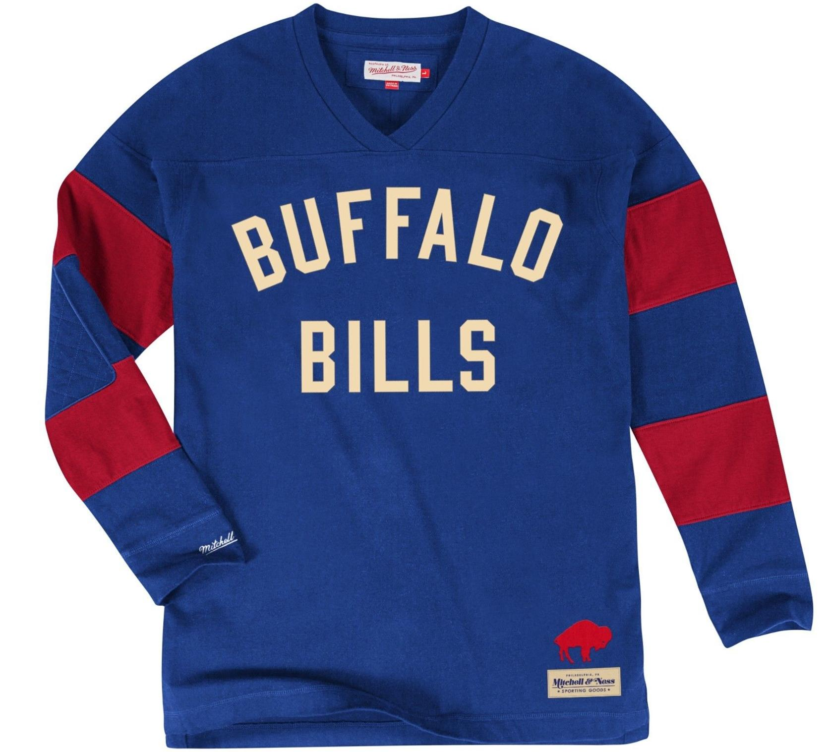 Bills Retro Long Sleeve Shirt