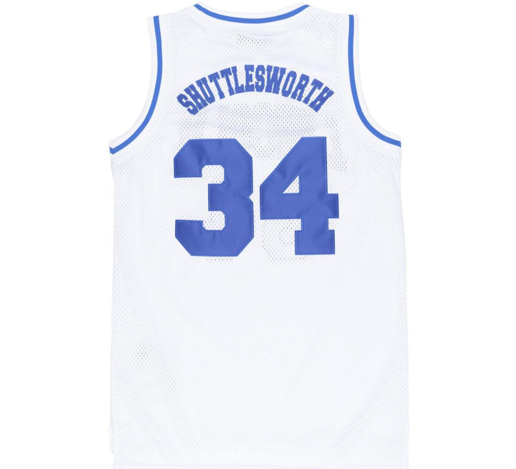 Jesus Shuttlesworth Lincoln Jersey