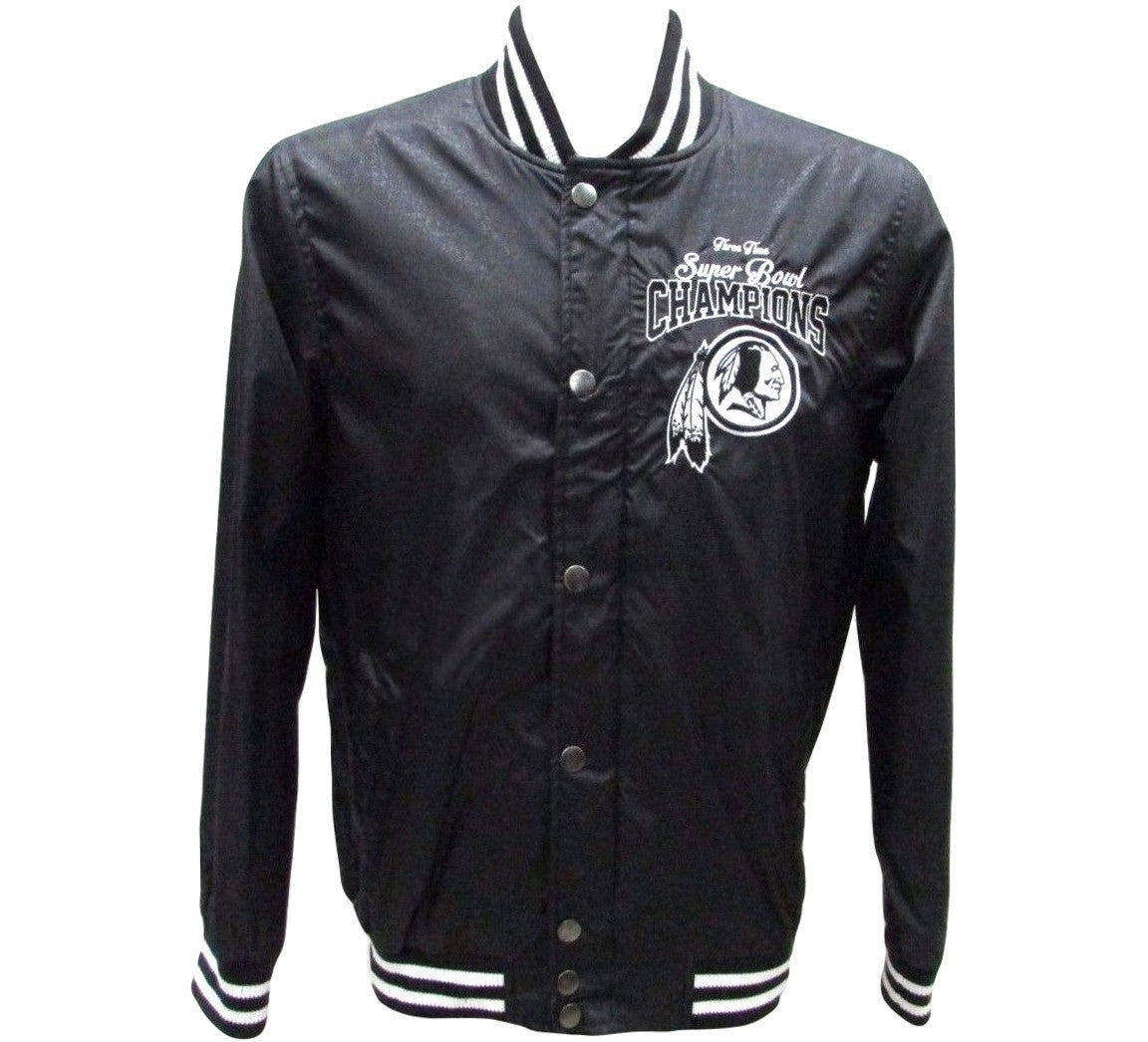 Redskins Button Up Retro Jacket
