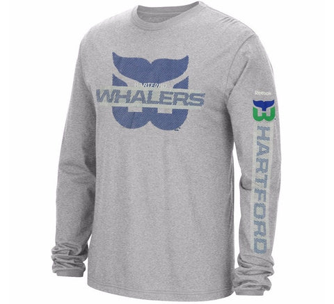 Whalers Retro Long Sleeve Shirt