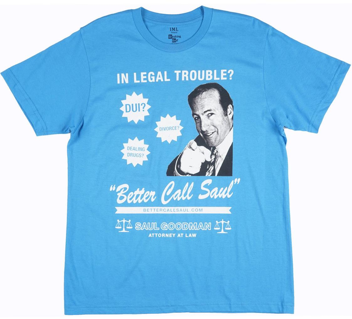 Better Call Saul Retro TV Shirt
