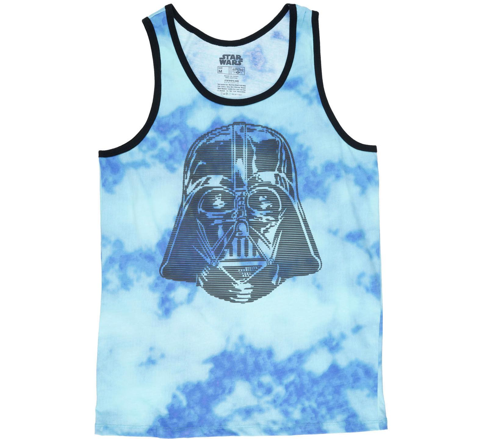 Star Wars Vader Retro Tank Top
