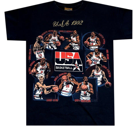 1992 USA Vintage NBA Shirt
