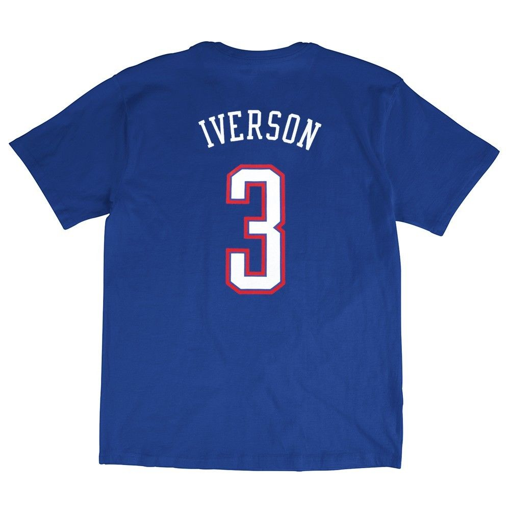 Iverson 2004 All-Star M&N Retro Shirt
