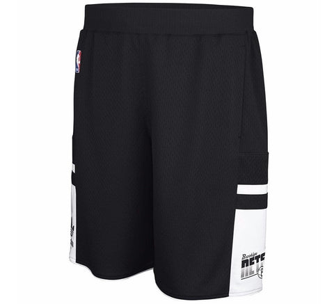 Nets Heavy Mesh NBA Short