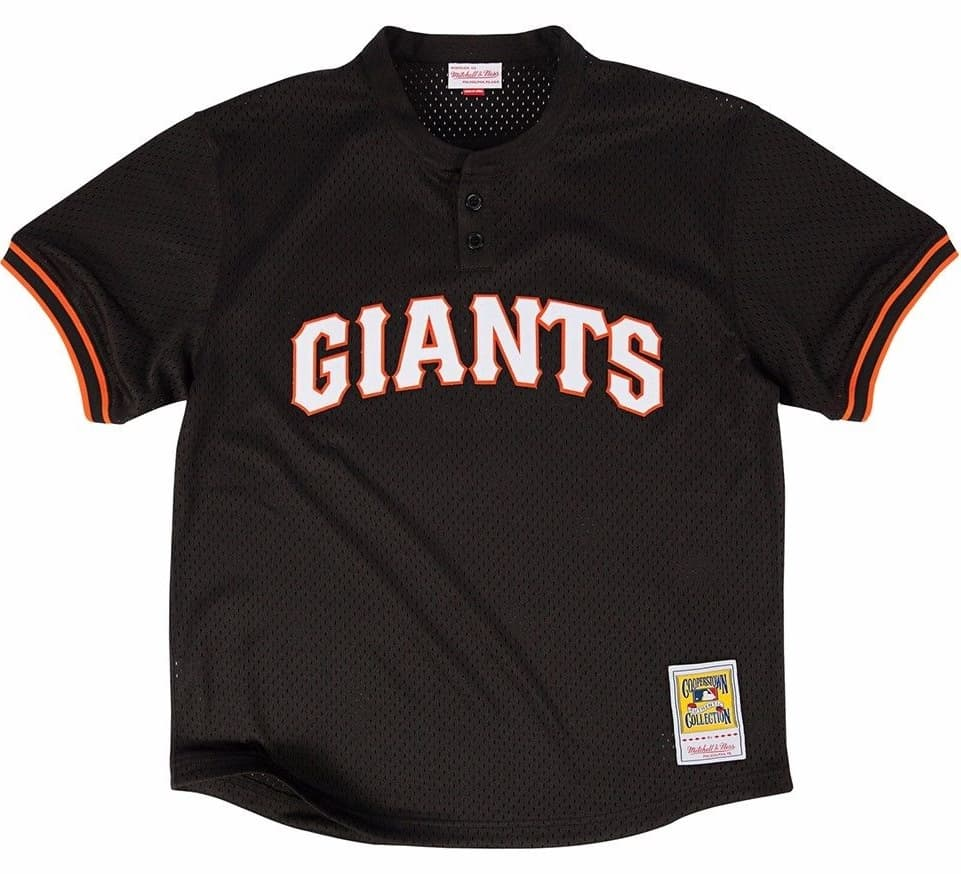 Matt Williams Giants Jersey