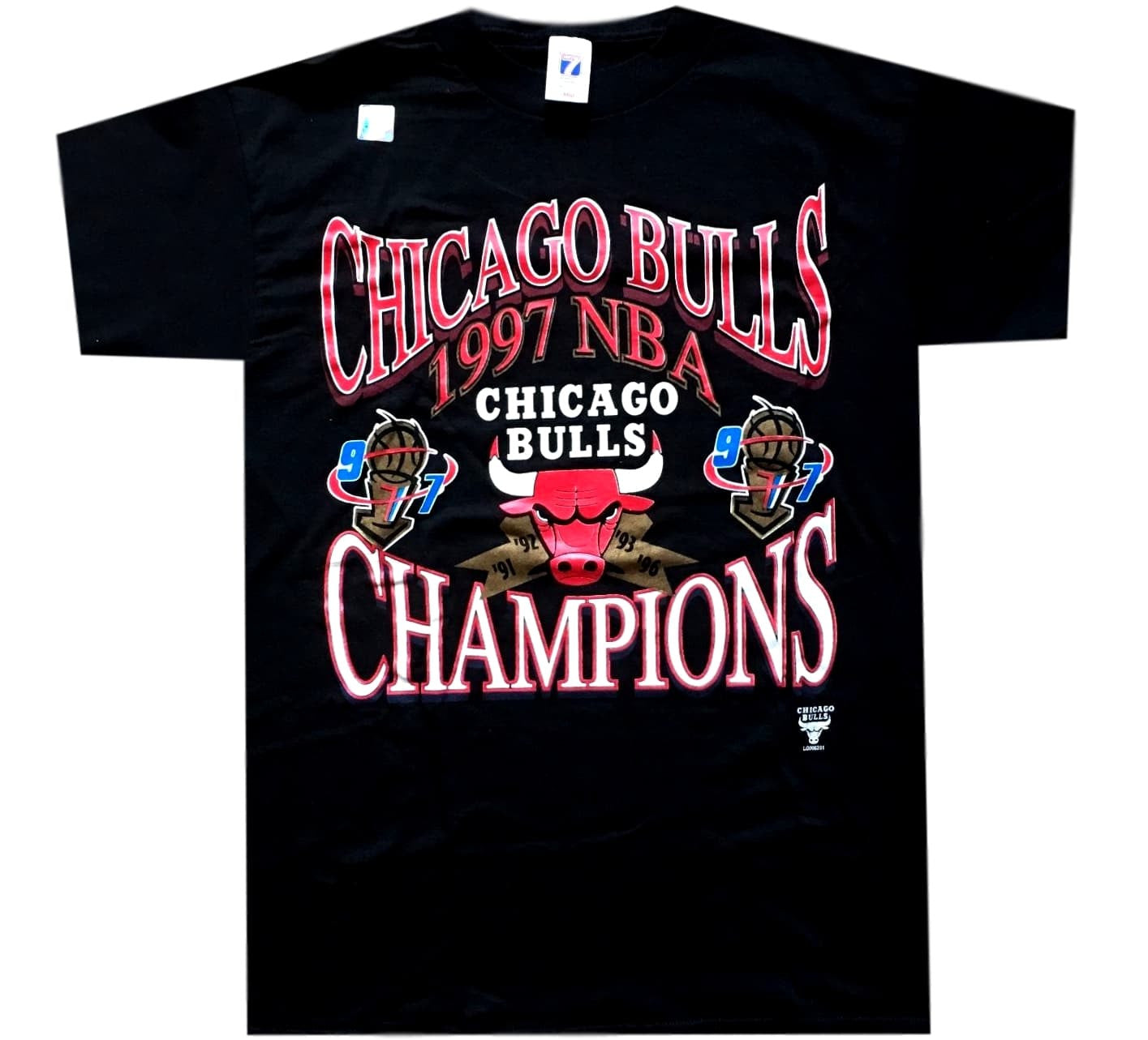 Bulls 1997 NBA Champs Shirt