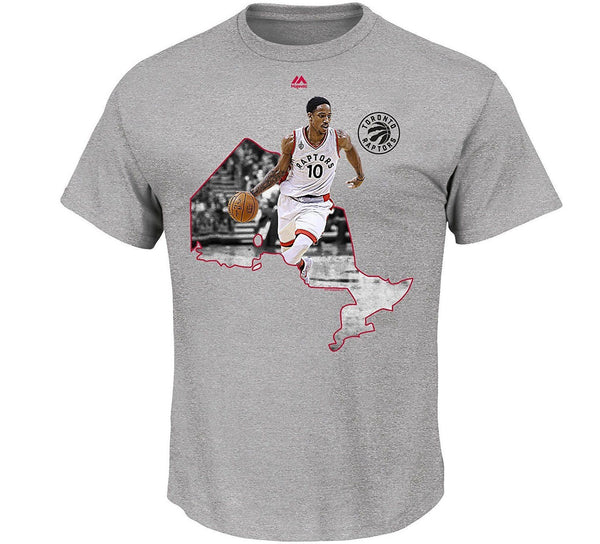 Demar Derozan Raptors Shirt