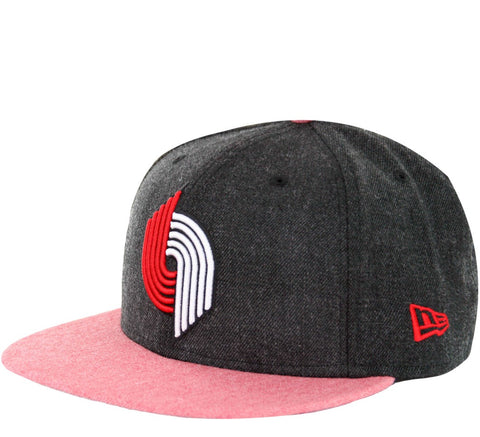 Trailblazers Retro Snapback