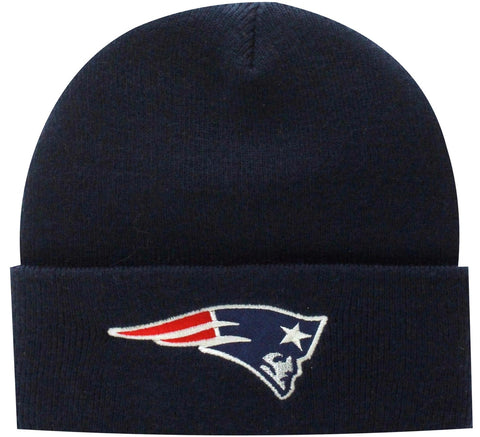 Patriots Retro NFL Knit Beanie
