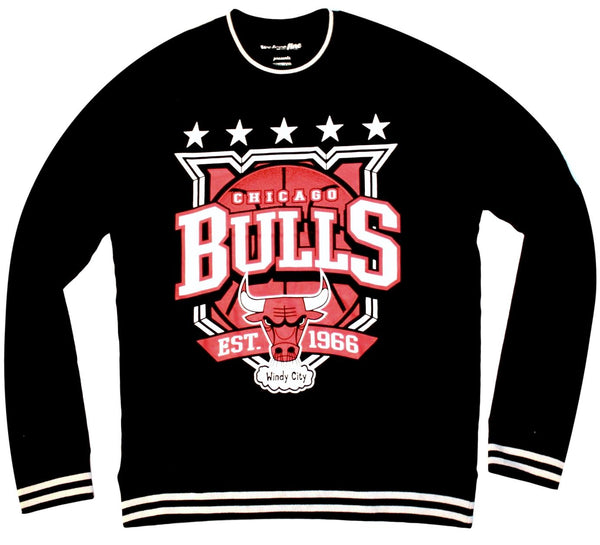 Bulls Retro NBA Sweatshirt