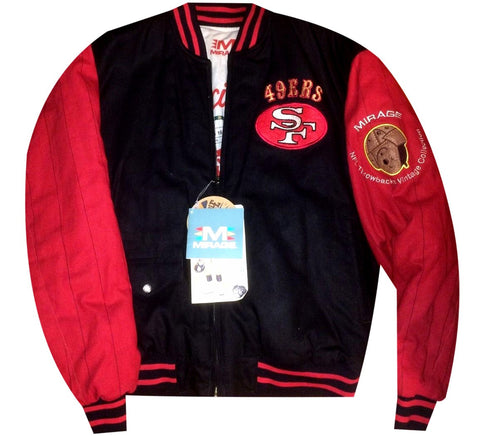 49ers Vintage Reversible Jacket