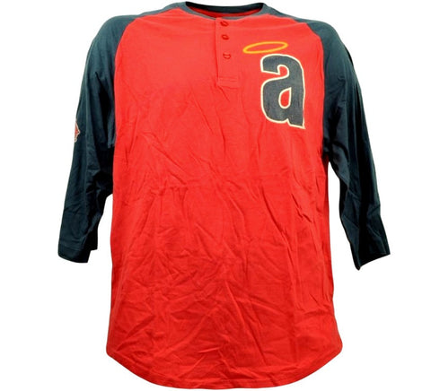 Angels Retro MLB Raglan Shirt - And Still