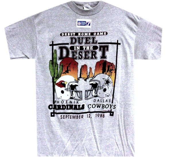 Cowboys VS Cards 80's Shirt