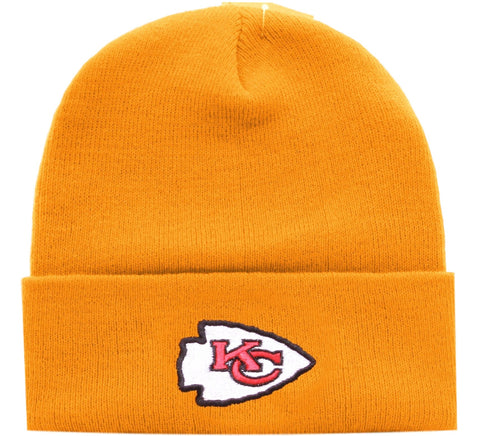 Chiefs Retro Knit NFL Beanie