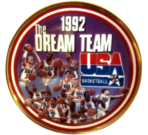 Dream Team 92 Ceramic Plate