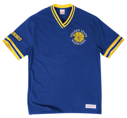 Warriors M&N Warm Up Shirt