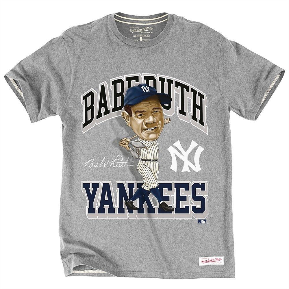 Babe Ruth M&N Retro Shirt