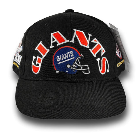 Vintage NY Giants Super Bowl Hat