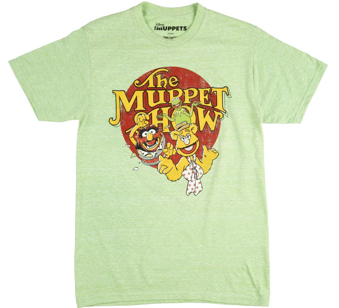 The Muppets Retro TV Shirt