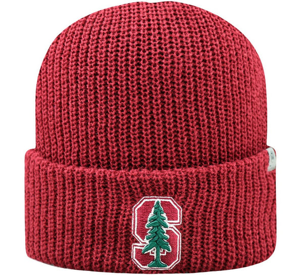 Cardinal Retro Knit Beanie - And Still
