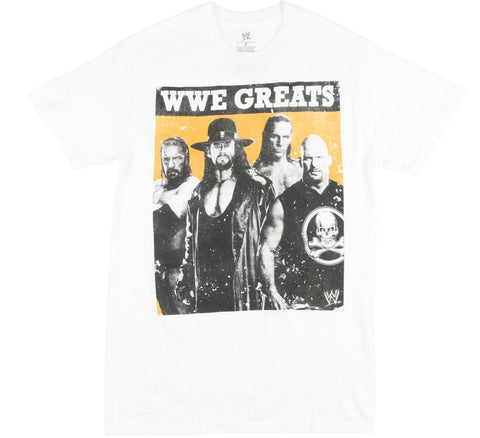 WWE Retro Throwback Shirt
