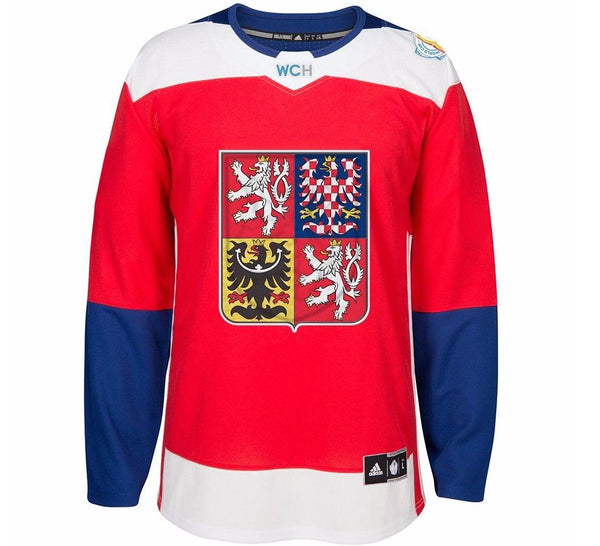 Czech Republic WorldCup Jersey