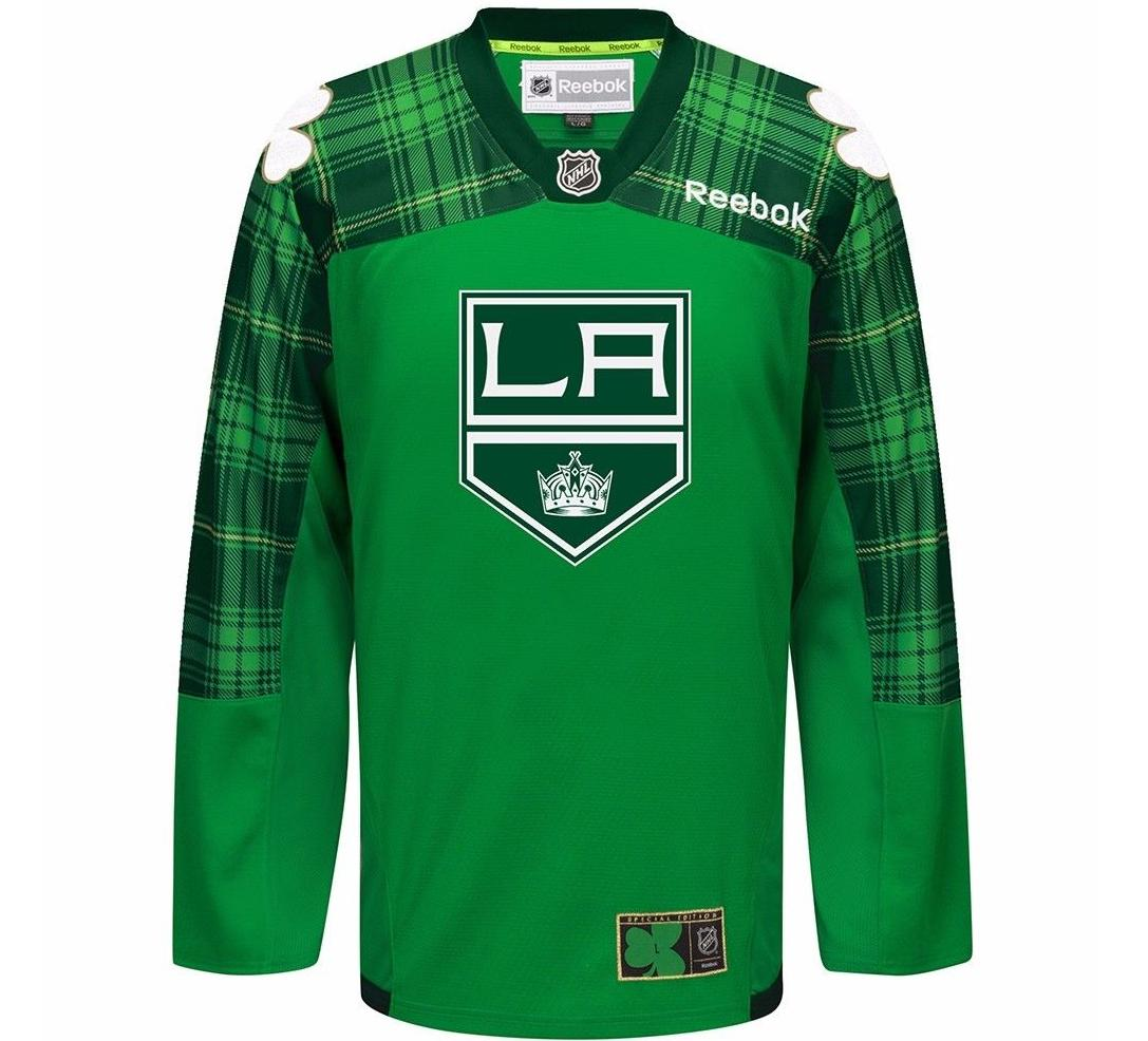 Kings Retro St.Pat's NHL Jersey