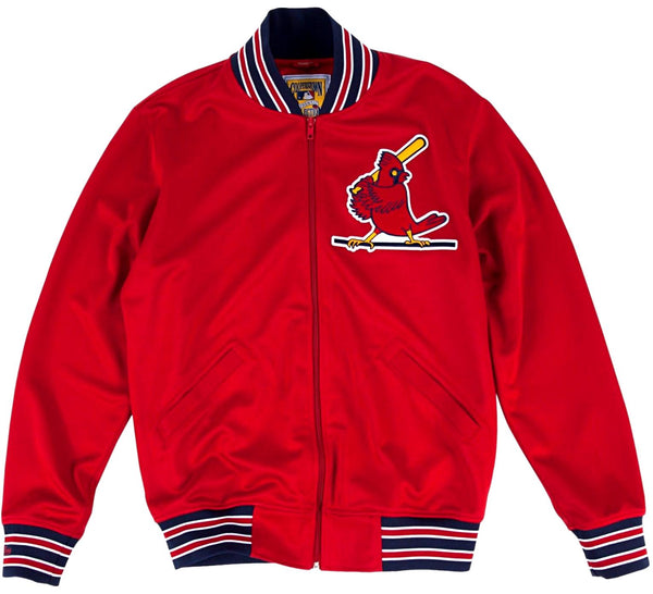Cardinals Authentic BP Jacket
