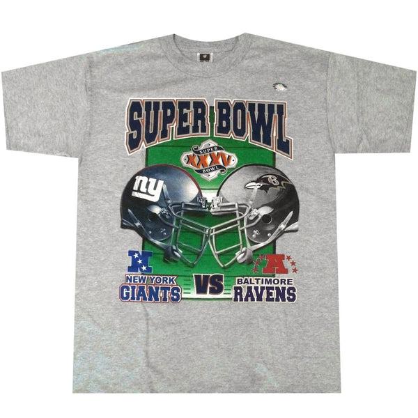 Vintage Super Bowl XXXV T-shirt