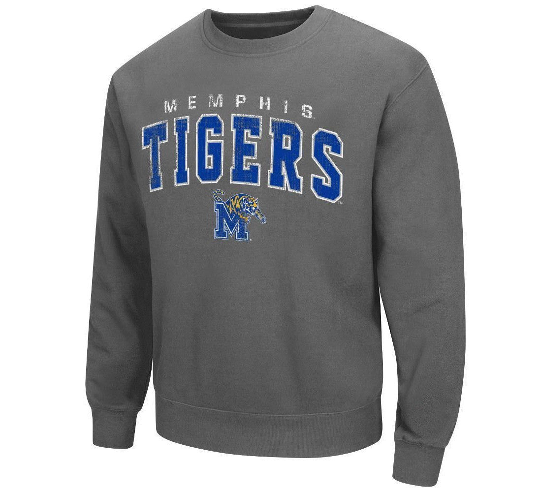 Tigers Retro NCAA Sweatshirt