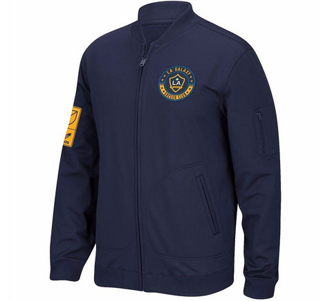 Galaxy Retro Track MLS Jacket