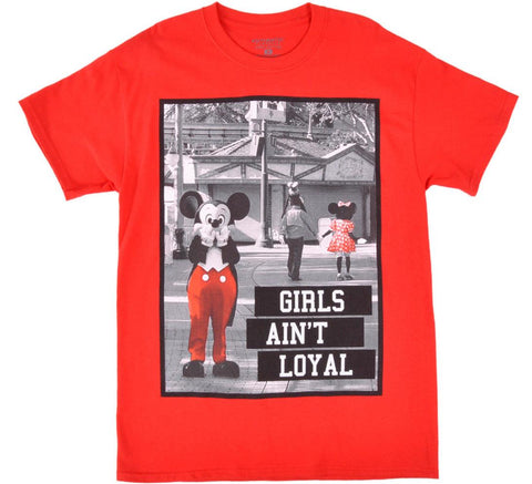 Mickey Mouse Retro Spoof Shirt