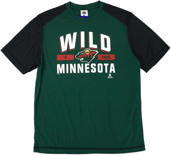 Wild Retro NHL Poly Shirt