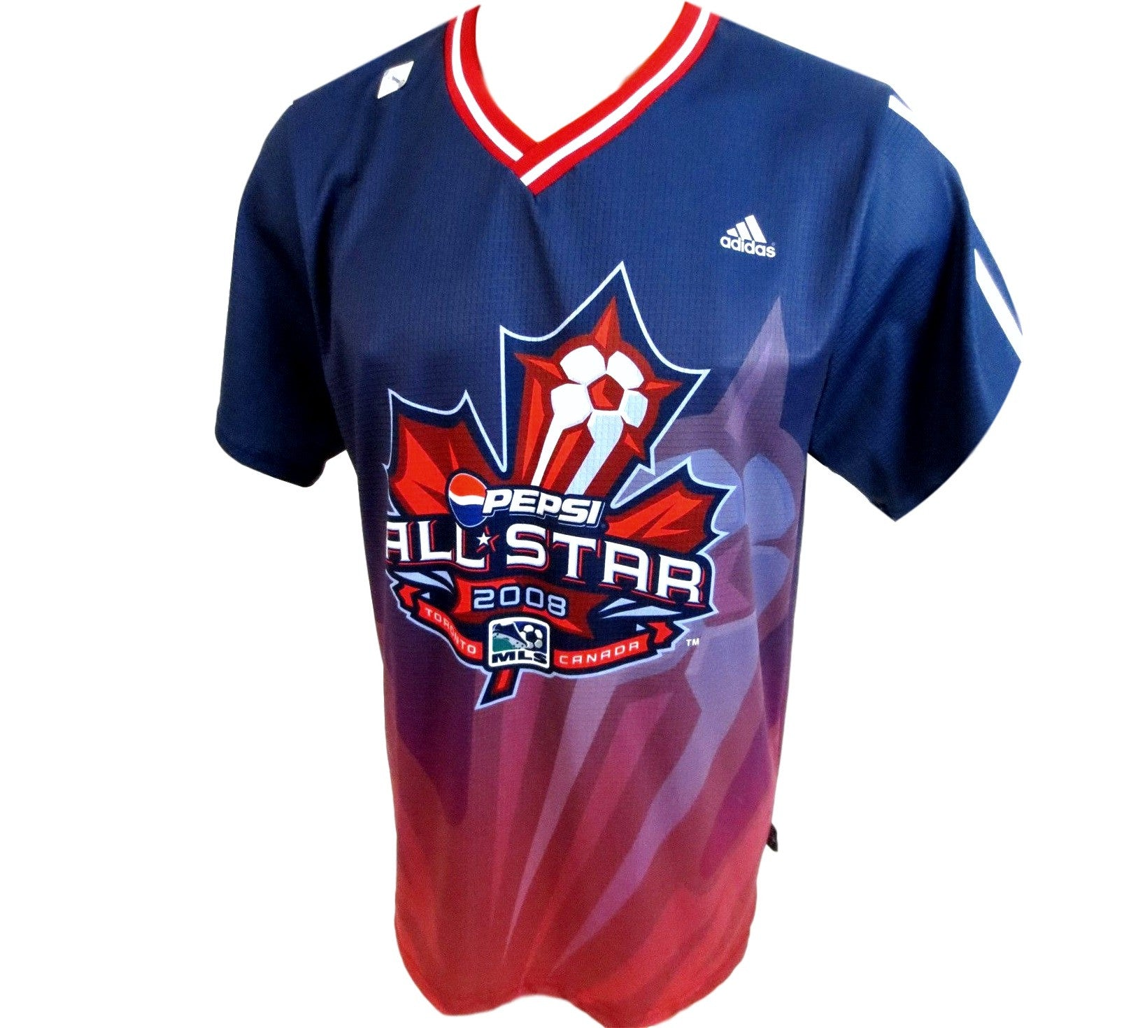 2008 MLS All Star Soccer Jersey - And Still