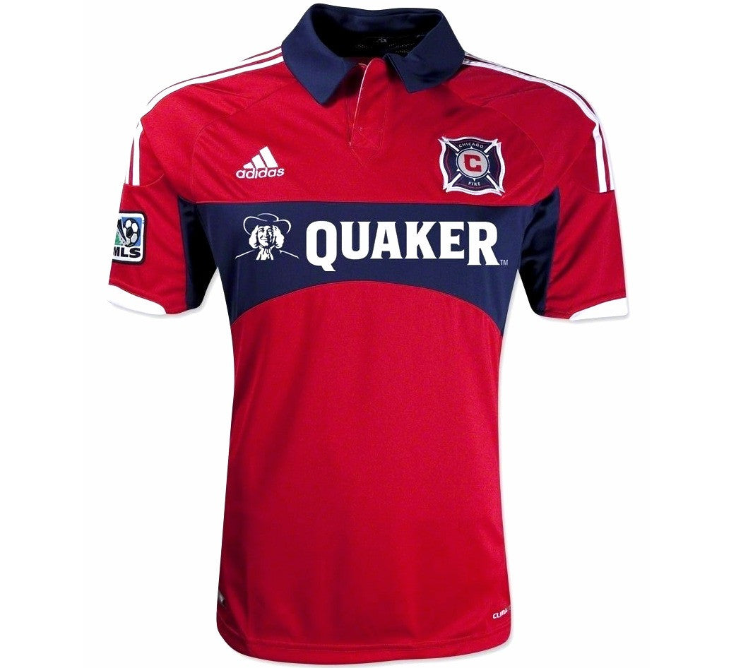 Chicago Fire Retro MLS Jersey - And Still