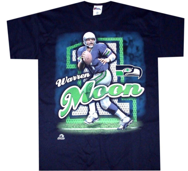 Warren Moon Seahawks Shirt