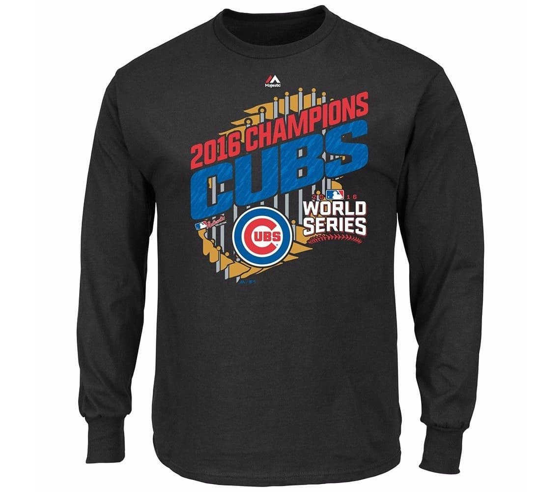 Cubs Long Sleeve WS Shirt