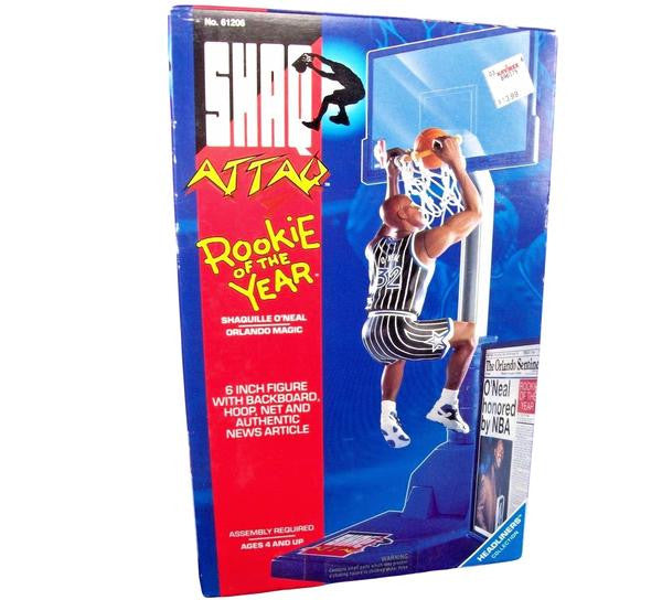 Shaquille O'Neal Vintage Toy