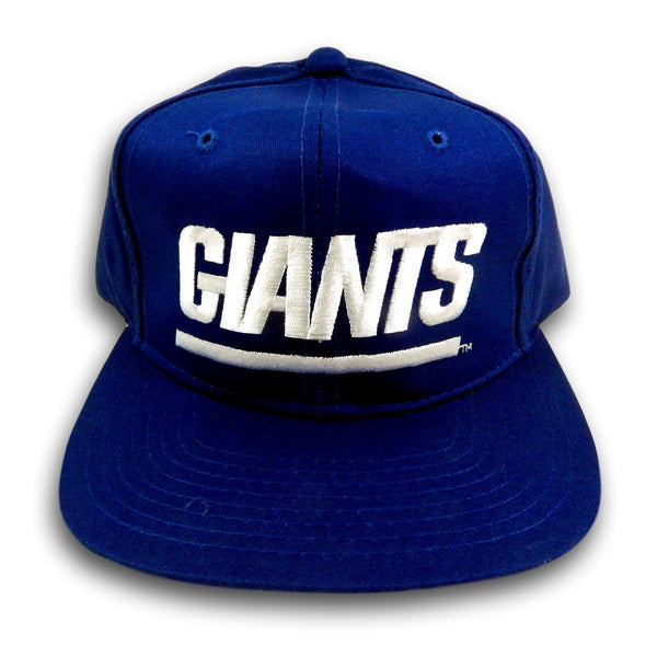 New York Giants Vintage Snapback