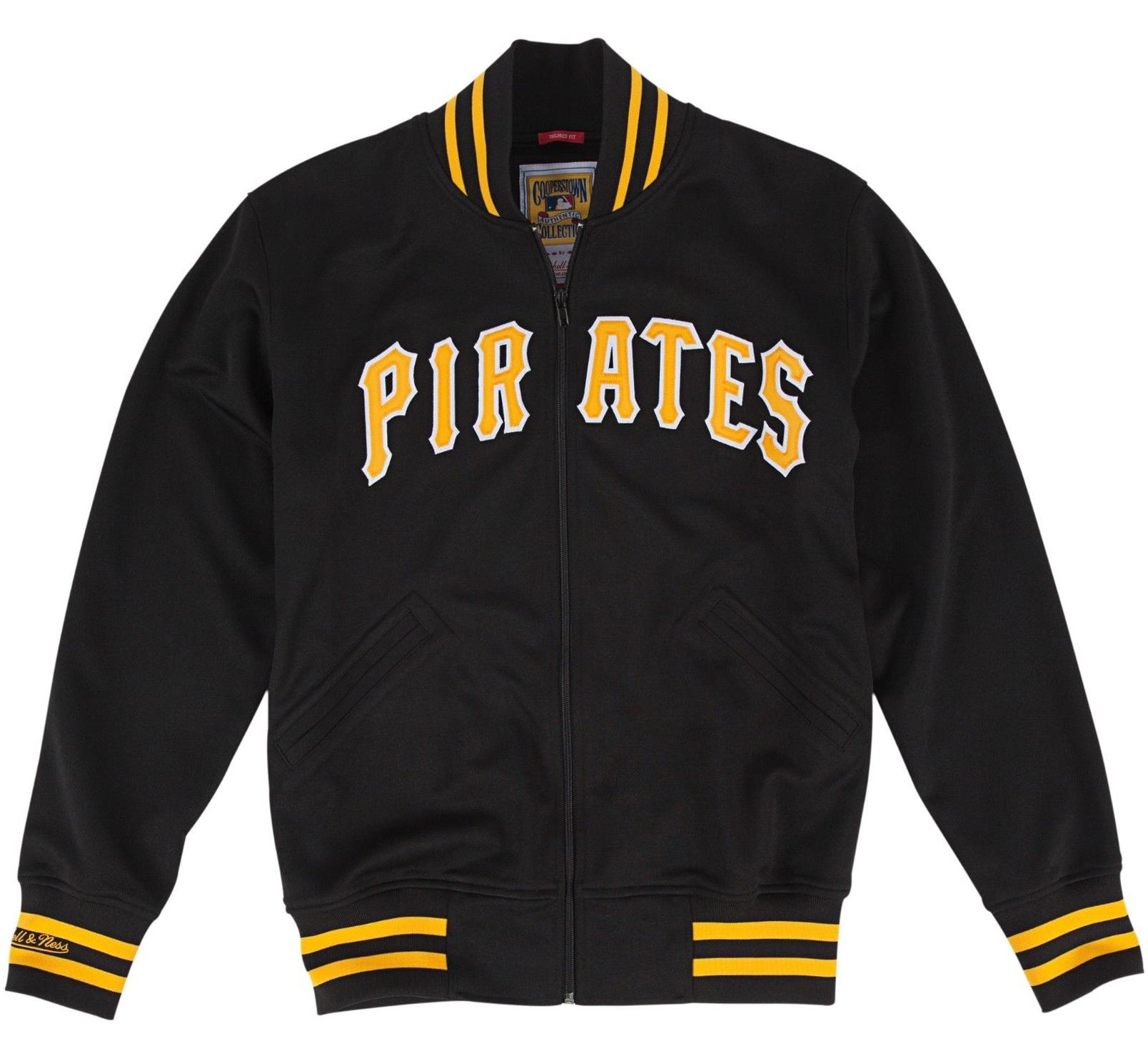 Pirates Authentic BP Jacket