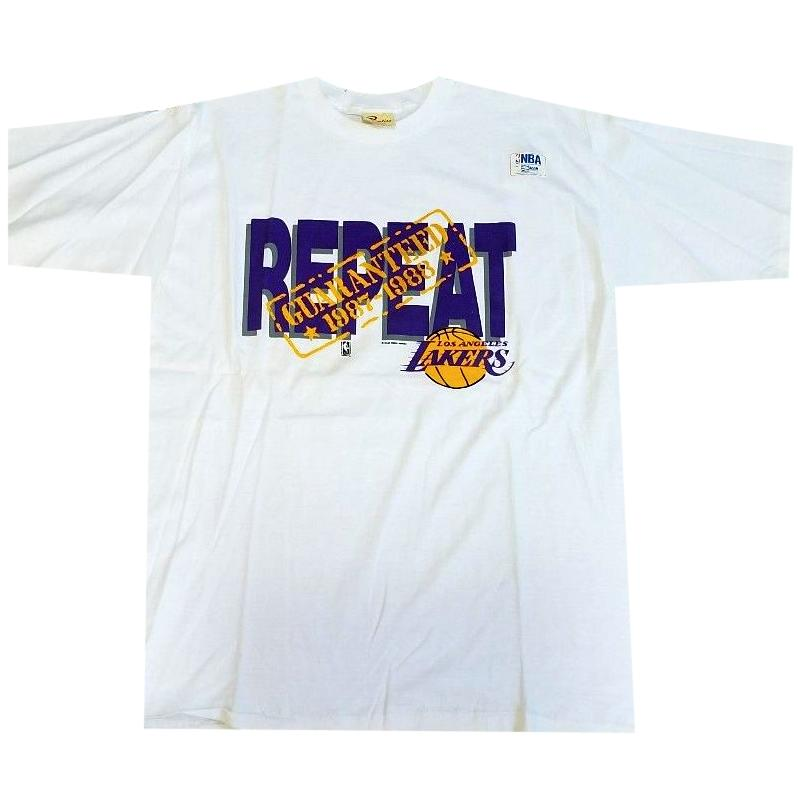 Lakers 1987-88 Repeat Shirt