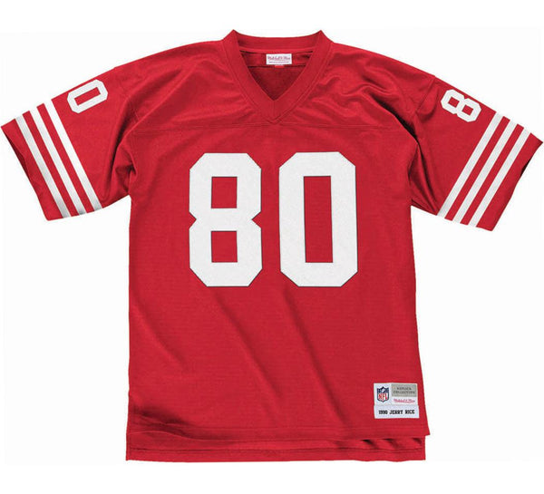 Jerry Rice Retro 49ers Jersey