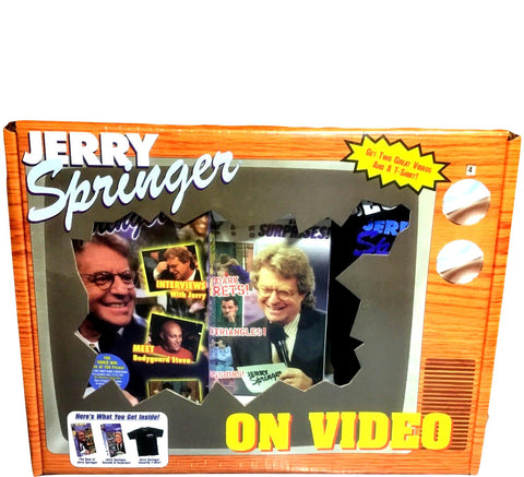 Jerry Springer Vintage Package