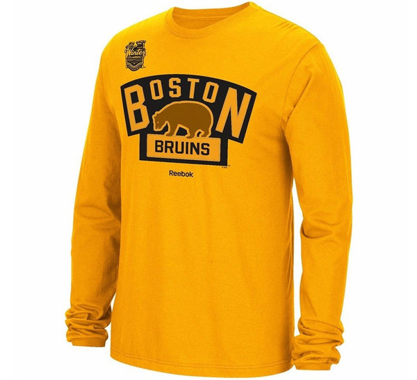 Bruins Retro Long Sleeve Shirt